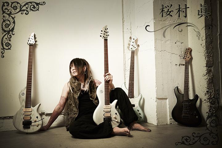 桜村眞 / 町屋 / m:a.ture / 和楽器バンド ...etc